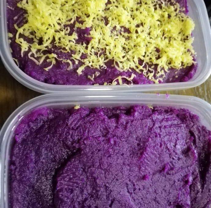 Ube Halaya PangNegosyo (Purple Yam) Recipe